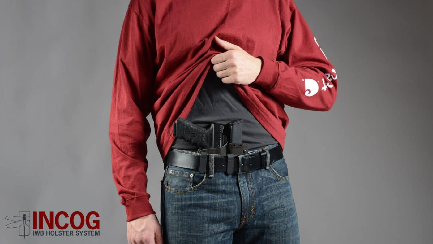 HSP G-Code Incog Holster Review - 248 Shooter