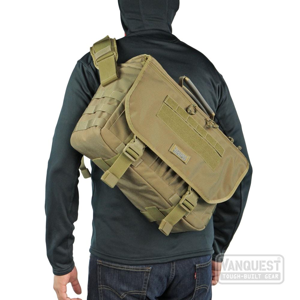 Vanquest Envoy 2.0 Messenger Bag Review - 248 Shooter 4cce5b7d1b