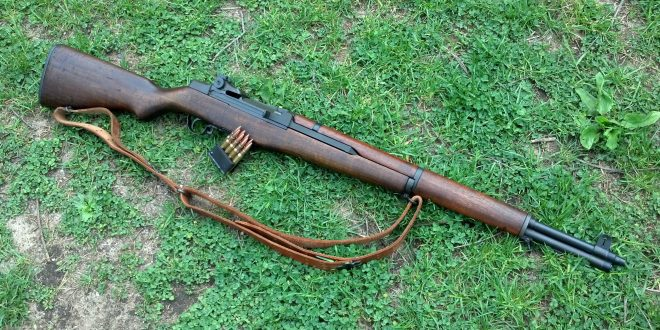 On Myths and Legends: Famous & Infamous Firearms. The Garand and the M16