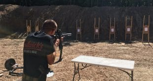 defensive firearm training