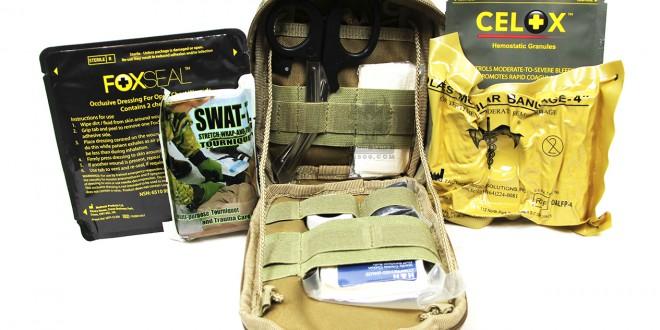 AR500 Armor® Tactical EPIK (IFAK) Review - 248 Shooter