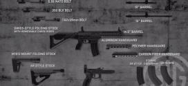 Sig556xi Shot show new gun
