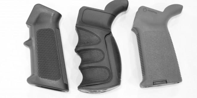 Ar-15 Gun Grip Styles