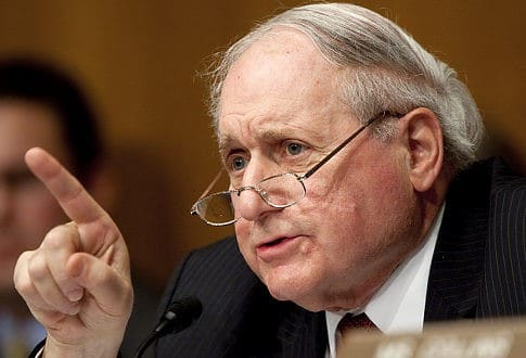 Senator Levin is doing everything in his power to remove your 2nd amendment rights.