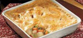 Pheasant Potpie Recipe photo by Taste of Home