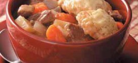 Venison Dumpling Stew Recipe photo by Taste of Home